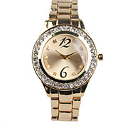 Fashion Exquisite Alloy Suit Ladies Watch