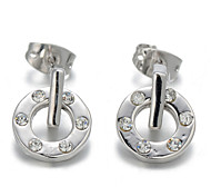 Alloy Earring Stud Earrings Daily / Casual 2pcs,XD512-39