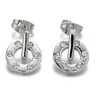 Alloy Earring Stud Earrings Daily / Casual 2pcs,XD512-39