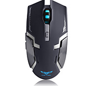 Chargeable with Lithium Battery 2.4GHz Wireless Optical Ergonomic Gaming Mouse for PC Laptop Computer