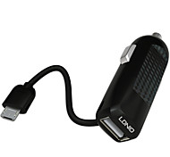 LDNIO USB Car Charger for iPhone/Samsung and Other Cellphone(5V 2.1A)