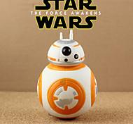 guerras estrella la fuerza despierta muñecas bb-8 robot vaso juguete juguetes para los niños de los niños de regalo