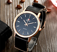 Super Sales New Casual Style Quartz Watch Fashion Leather Watches for Women Men