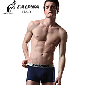 L'ALPINA® Men's Modal Boxer Briefs 4/box - 21132