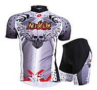 NUCKILY Cycling Tops / Clothing Sets/Suits / Jerseys / Shorts / Padded Shorts Unisex BikeWaterproof / Breathable / Ultraviolet Resistant