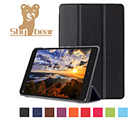 High Quatily Ultra-thin Smart Magnetic Sleep/Wake Stand Leather Case for Xiaomi MiPad 2 Cover
