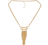 Alloy Necklace Pendants Daily / Casual 1pc,XD512-2