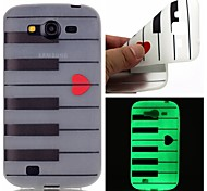 The Piano Luminous Dream Catcher Pattern Sofe TPU Case for Samsung Galaxy I9060/G530/G360/J3/J1 ACE/ON5/ON7