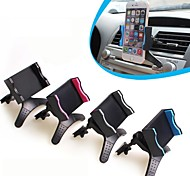 New 360 Degree Rotate Car Outlet Cell Phone Holder For Galaxy S5 Note 4/3 GPS
