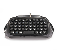 Kinghan® Mini/Rechargeable/Gaming Handle/Bluetooth/Keyboard Plastic Bluetooth Keyboards for PS4