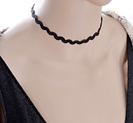 Graceful Vintage Gothic Style Exquisite Lace Choker Necklace