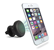 2016 New Arrival Strong Magnetic Air Vent Car Mount Holder for All Mobile Phone Smartphones