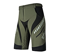 NUCKILY Cycling Baggy shorts / Underwear Shorts / Padded Shorts Men's BikeWaterproof / Breathable / Ultraviolet Resistant / Moisture