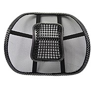 ZIQIAO Office Chair Car seat Cover Sofa Cool Massage Cushion Lumbar Back Brace Pillow Lumbar Cushion