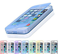 Screen Touch Soft Full Cover Case for iPhone 5/5S