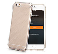 Ultra-Thin Crystal ClearTPU Soft Case for iPhone 6 Plus/6s Plus