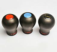altíssima qualidade universal colorido 5/6 velocidade botão modelos de carro de corrida esporte trd auto deslocamento de engrenagem de