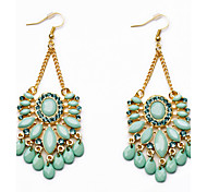 New Arrival Fashional Geometric Water Drop Earrings