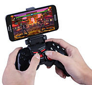 Kinghan TI-465 Gaming Handle / Bluetooth Silicone / Plastic Bluetooth Gamepads forNintendo Wii / Sony PS3 / Xbox 360 /