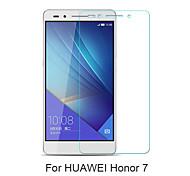 beittal® 0.26mm redondeado borde 9h endurecido protector de pantalla de membrana de vidrio transparente para Huawei Huawei honor de 7