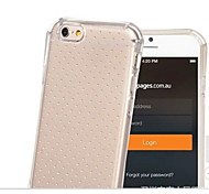 Cell Phone Shell Anti Fall Silicone Bag Transparent Shell For Iphone6 Plus/6s Plus