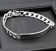 316 Titanium Steel  Bracelet Chain & Link Bracelets