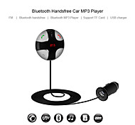FM29B 750 Bluetooth Handsfree Car Kit To Cigarette Lighter, Bluetooth 3.0/FM Transmitter/MP3 Player