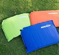 Materassino gonfiabile/Tappetino da campeggio - Antiumidità/Impermeabile/Ultra leggero (UL) Verde/Blu/Arancione