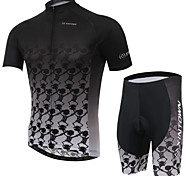 XINTOWN Bicycle Cycling Sportwear Short Sleeve Clothing Suit Jersey + Shorts