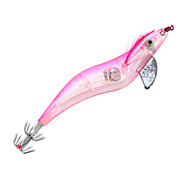 LED Electronic Luminous Shrimp Lure Squid Night Fishing Cuttlefish Lures