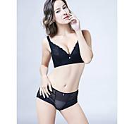 Infanta® Basic Bras Nylon / Spandex Black - A8030