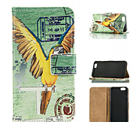 Eagle Pattern Cell Phone Leather For iPhone 6/6S