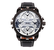 Fire Four Time Zone Men'S Watch/Leisure And Fashion Watch