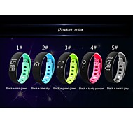 B17 Bluetooth Smart Meter Step Bracelet(Assorted Color)