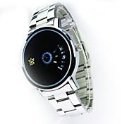 Creative Men Steel With Quartz Watch Second Watch Waterproof Cool Fashion Watches Cool Watch Unique Watch