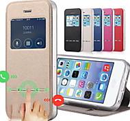 Für iPhone 7 Hülle / iPhone 7 Plus Hülle / iPhone 6 Hülle / iPhone 6 Plus Hülle / iPhone 5 Hüllemit Halterung / mit Sichtfenster /