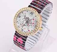 Ladies' Watch New Cupid Dial Diamond Quartz Watch
