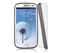 Explosion Proof Premium Tempered Glass Film Screen Protective Guard 0.3 mm Toughened Membrane Arc For Galaxy S3
