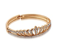 Hot New Charming Lovely Simple Bling Crystal Crown Bracelet Bangle Party Jewelry For Women