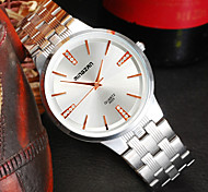 Men's Watch Middle Grade Waterproof Steel Belt Watch