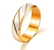Statement Ring Gold Silver Stainless Steel Designer Unique Ring for Men