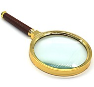 Magnifiers/Magnifier Glasses General use Generic / Handheld 5x 90mm Plastic