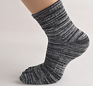 Men's Cotton toe Socks Casual Socks