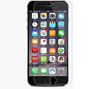 templado de protector de pantalla de cristal a prueba de explosiones para el iphone 6 6s iphone