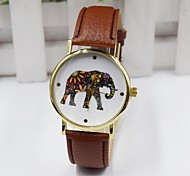 relógio elefante