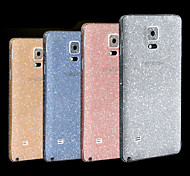 Full Body Glitter for Samsung Galaxy Note 4 Shiny Phone Sticker Case Sparkling Diamond Film Decals