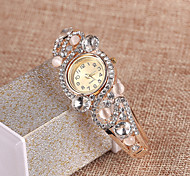 European and American fashion flash diamond decorative watches 3/ Party / Daily / Casual 1pc Cool Watches Unique Watches
