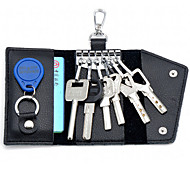Men's Leather Multifunction Key bags Popular Special High-grade Card Package