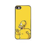 Simpson Design Aluminum Hard Case for iPhone 5/5S