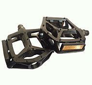 2pcs Aluminum Mountain Bike Pedals Bicycle Riding Accessories Foot Pedals